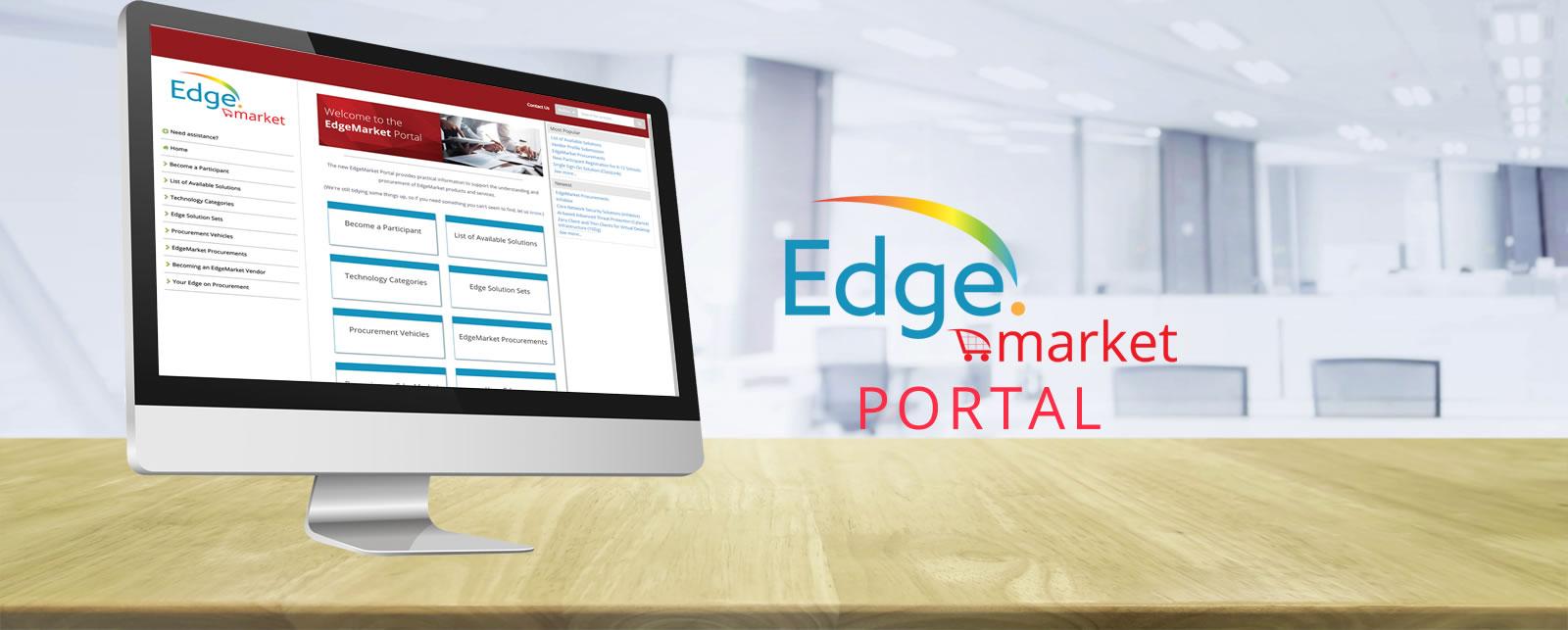EdgeMarket Portal