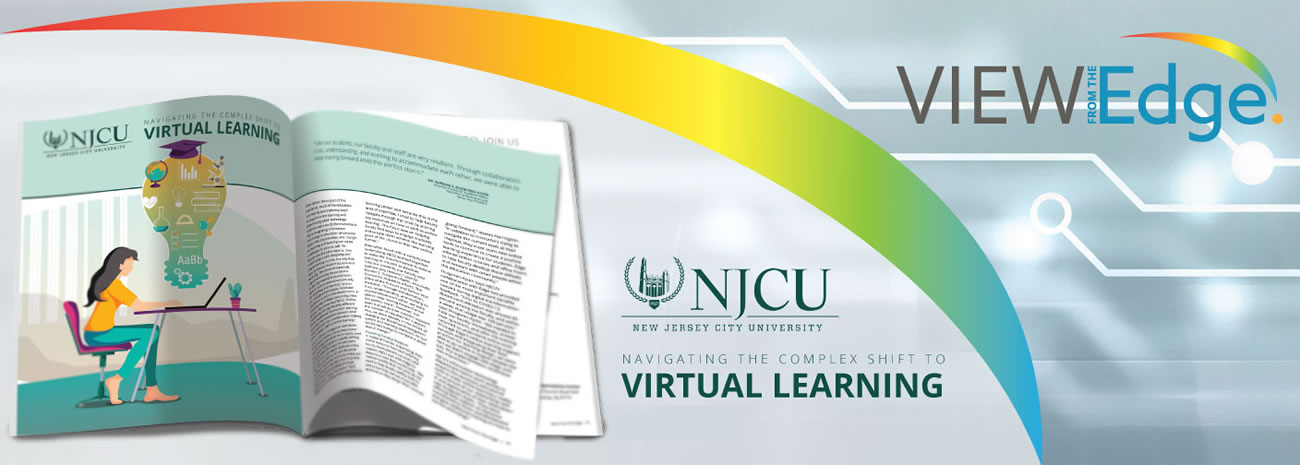 NJCU: Navigating the Complex Shift to Virtual Learning